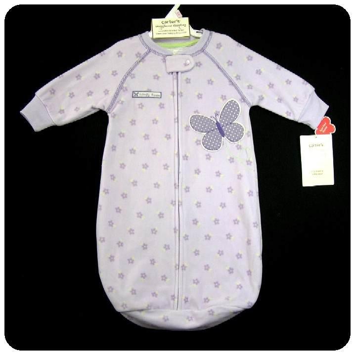 Nwt Carters Baby Girls Sleep Sack Blanket Sleeper Bag Ebay