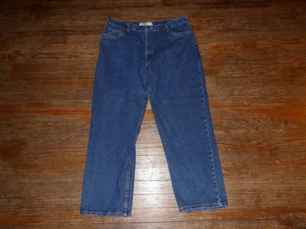mens jeans size 40X30 40 X 30 Route 66 pants regular fit | eBay